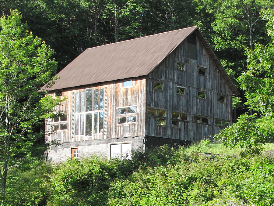 The Barn on White Run